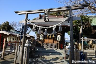 八王子神社 茅ヶ崎市本村14