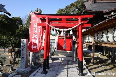 八王子神社 茅ヶ崎市本村15