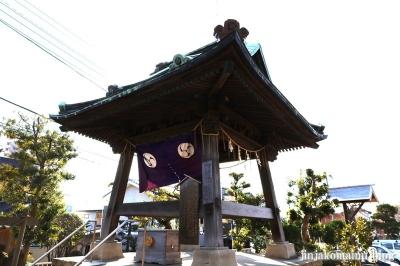 八王子神社 茅ヶ崎市本村17