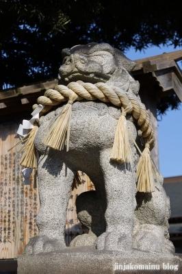 八王子神社 茅ヶ崎市本村5