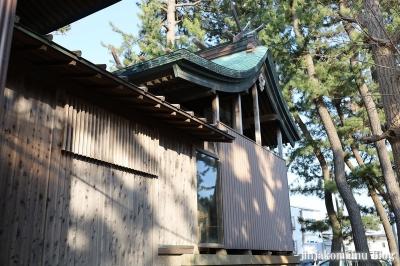 八雲神社 茅ヶ崎市南湖20