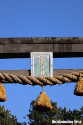 八雲神社 茅ヶ崎市南湖3