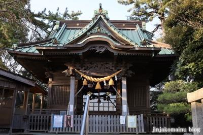 第六天神社 茅ケ崎市十間坂5