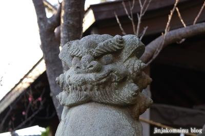 第六天神社 茅ケ崎市十間坂20
