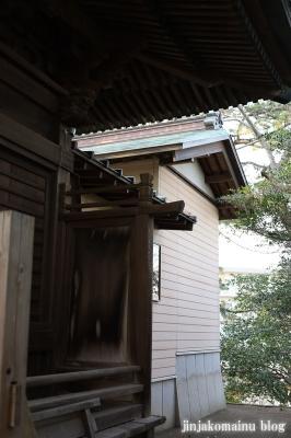 第六天神社 茅ケ崎市十間坂8