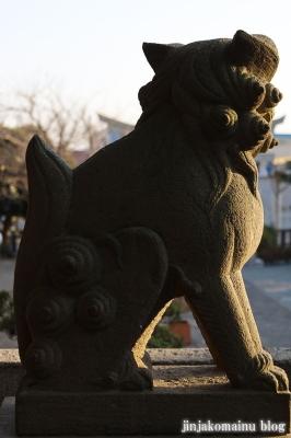 第六天神社 茅ケ崎市十間坂13
