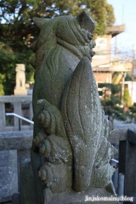 第六天神社 茅ケ崎市十間坂18