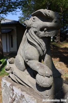 子ノ神社  川崎市麻生区早野15