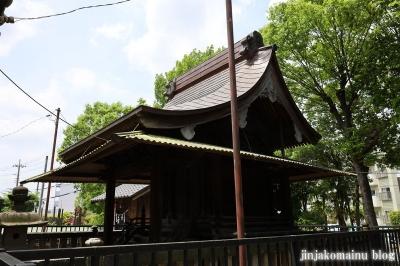 厳島神社 草加市弁天7