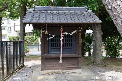 厳島神社 草加市弁天8