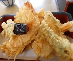 天ぷら7種