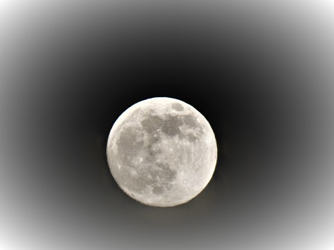 満月の一日前