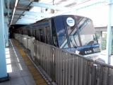 横浜市営地下鉄3000N形第33編成 三ッ沢上町駅にて