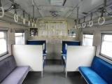 JR幾寅駅 キハ40-764 車内