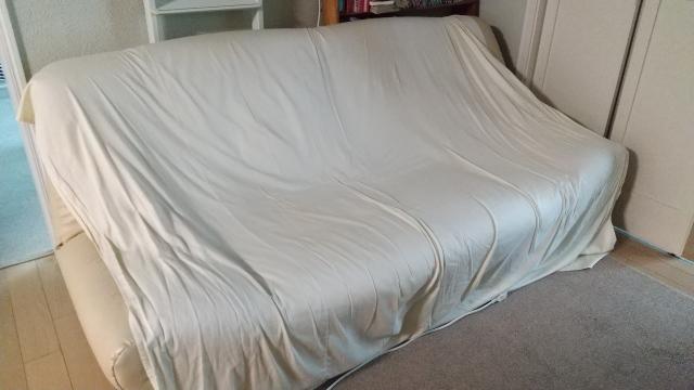 210618旧ソファーベッド