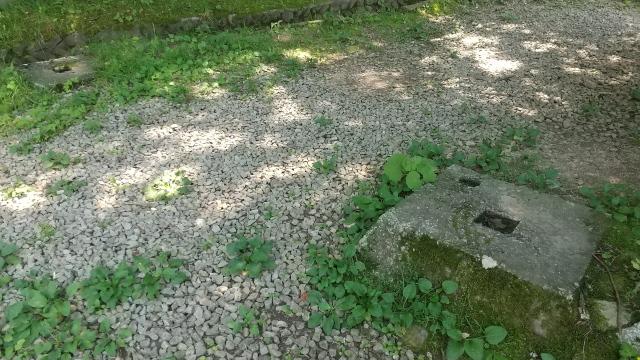 210720搦手門礎石