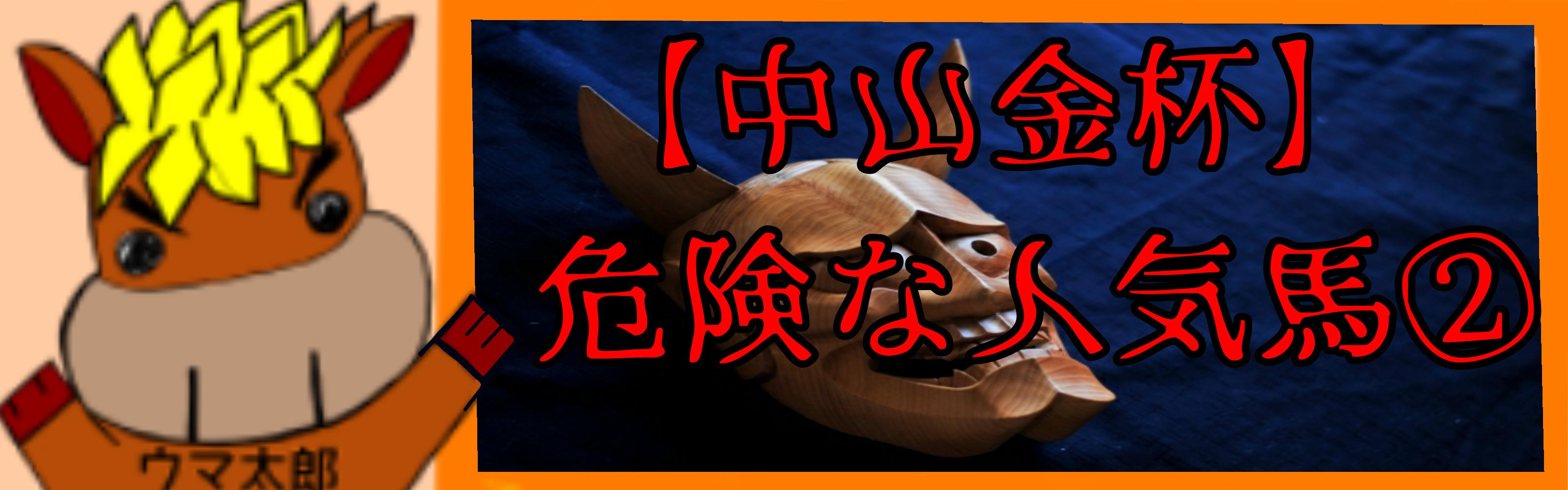 【中山金杯】危険な人気馬2
