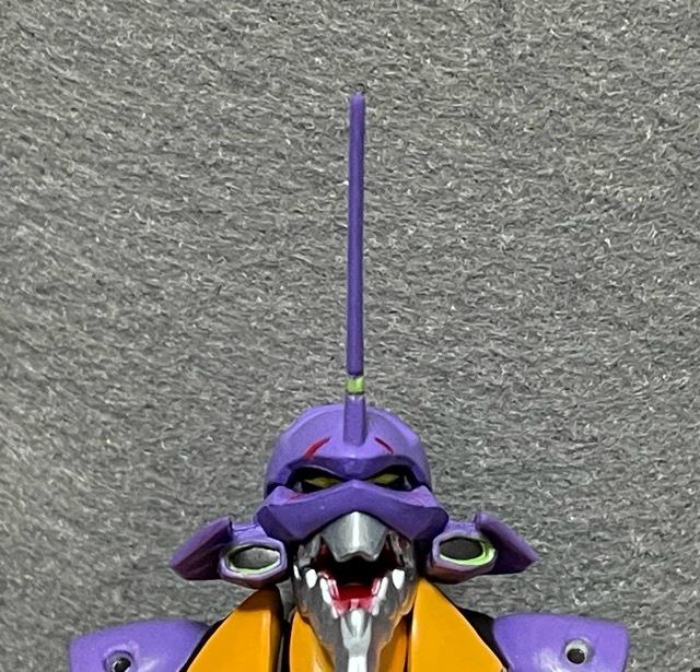 魂SPEC XS-01 人造人間エヴァンゲリオン初号機 2
