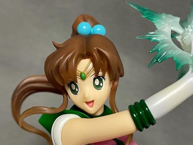 フィギュアーツZERO セーラージュピター レビュー (美少女戦士セーラームーン)