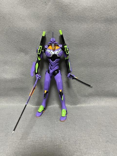 魂SPEC XS-01 人造人間エヴァンゲリオン初号機