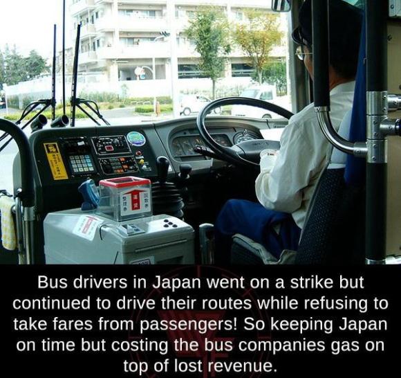 [韓国の反応]日本のバス会社の「運賃を受け取らないストライキ」に韓国人も関心[韓国ネット民]