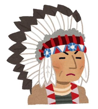 [韓国の反応]なぜ北米の先住民族は文明が発達しなかったのでしょうか?[韓国ネット民]