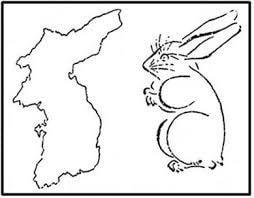 [韓国の反応]朝鮮半島の形状はウサギとトラ、どちらに似ているのでしょうか?[韓国ネット民]3