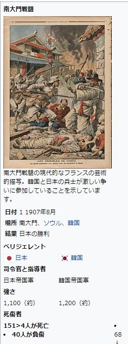 [韓国の反応]日韓併合当時、韓国と日本の軍事力の差はそれほど大きかったのでしょうか?