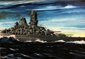 殉国の戦艦