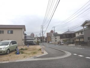 周囲の道路