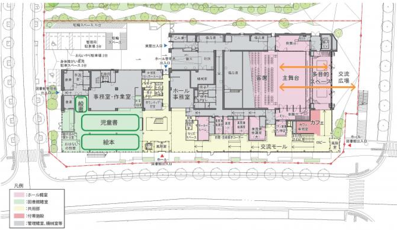 20210205西図書館平面図