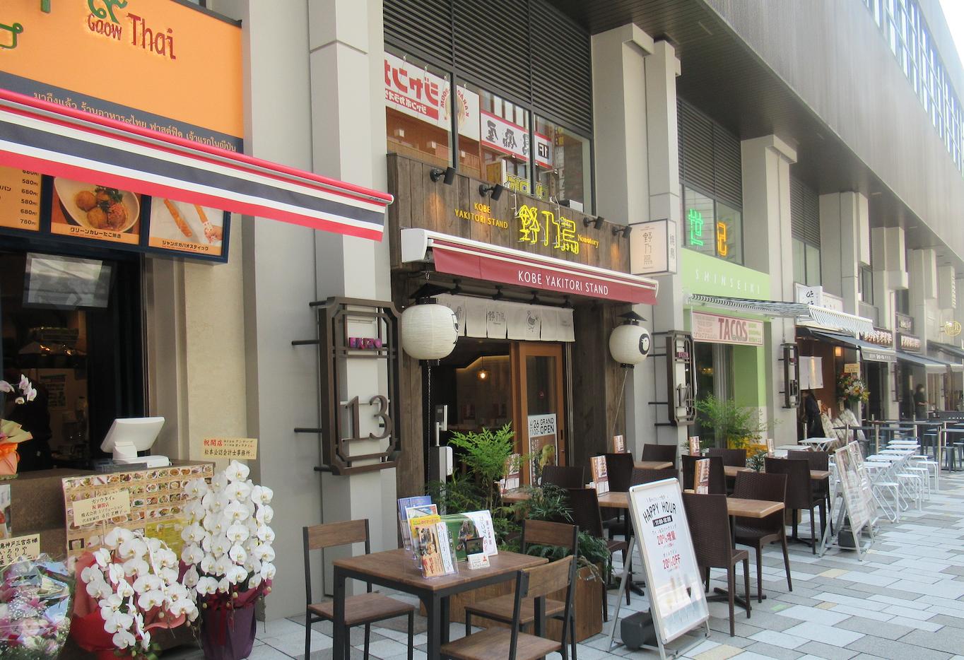 20210421EKIZOサンキタ通り側