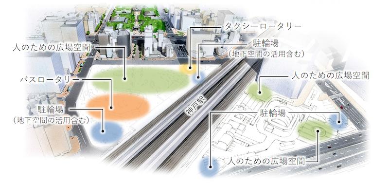 20210610神戸鳥瞰パース
