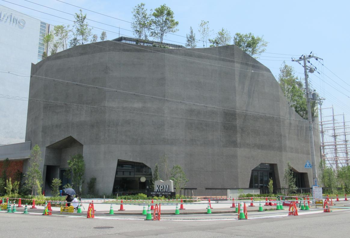 20210803神戸ポートミュージアム外観