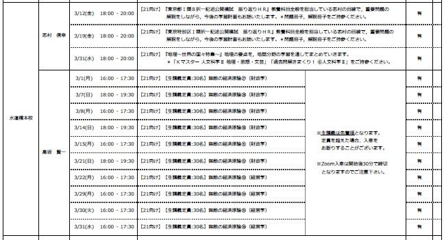 2103 水道橋HR