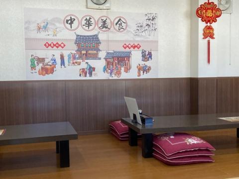 台湾料理鴻翔の店内