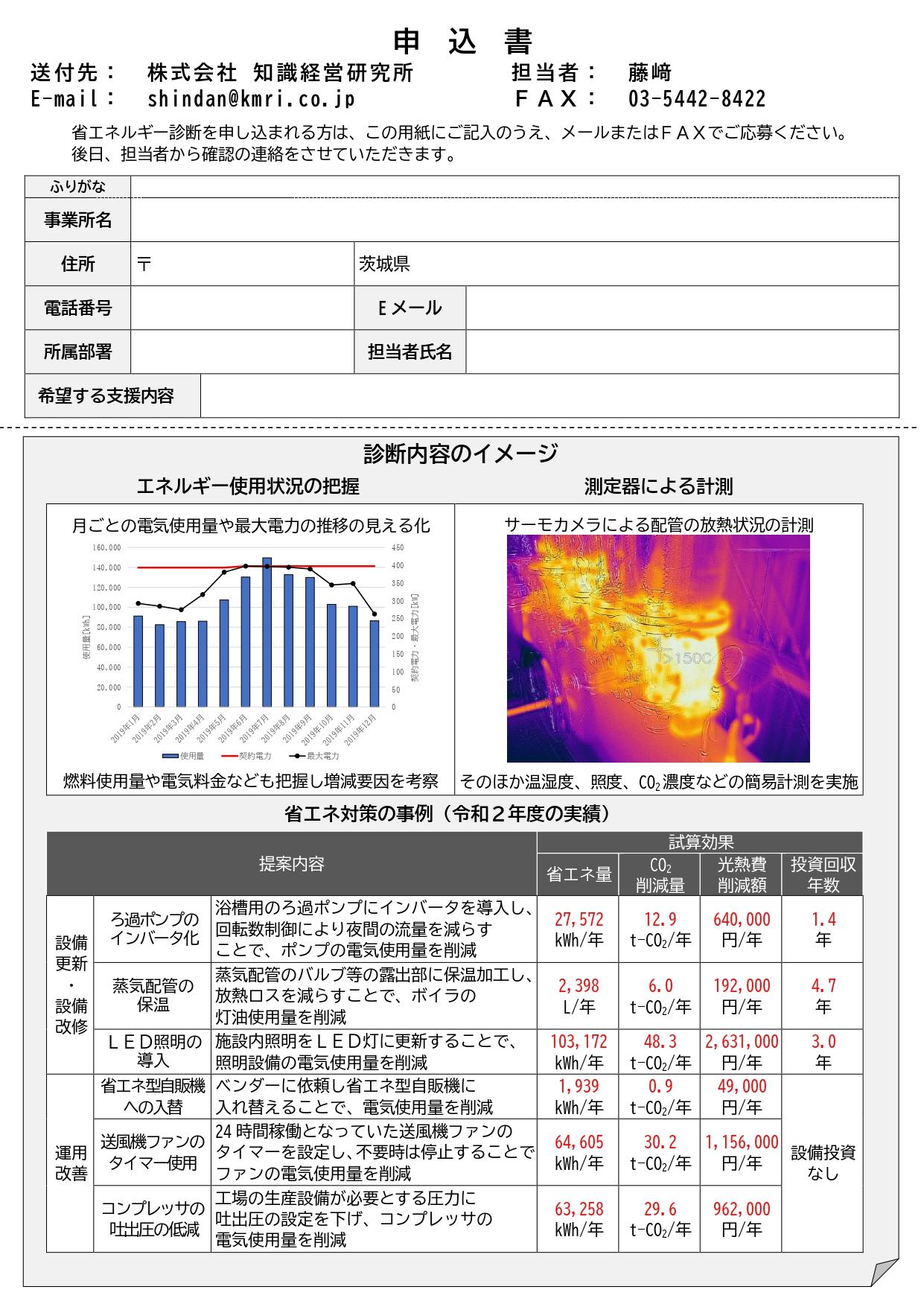 省エネルギー診断2021page0002