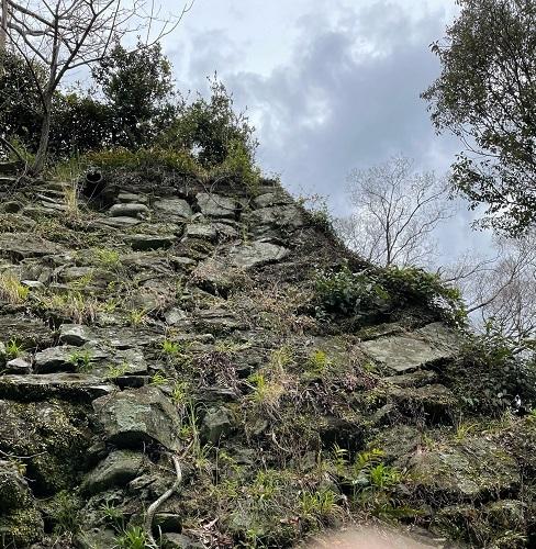 和歌山城石垣2