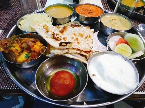 インド食事 (4)