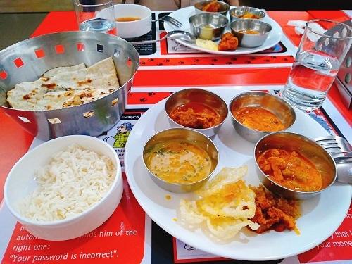 インド食事 (5)