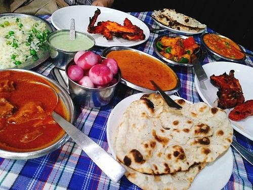 インド食事 (10)