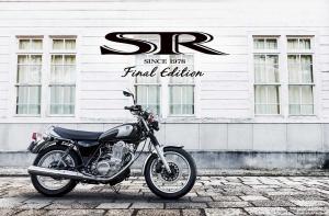 【新商品】SR400 Final Edition!