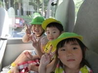 りす組昭和公園へ