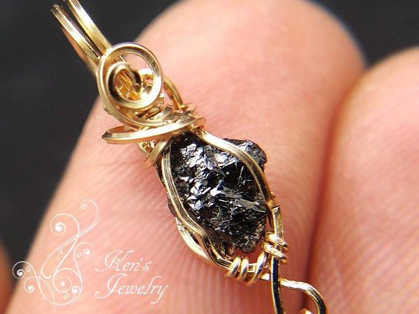 ブラックダイヤモンド&ボルダーオパール