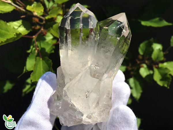 トマスゴンザガ水晶