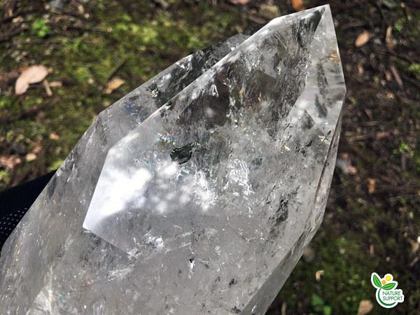 特大レムリアン水晶