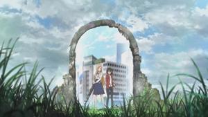 裏世界の門