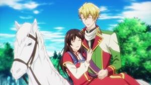 騎士団長とラブラブ