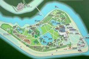 後楽園マップ