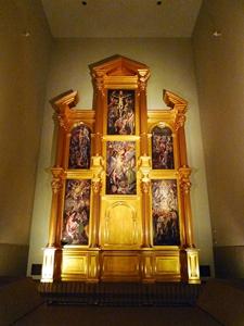 グレコの祭壇